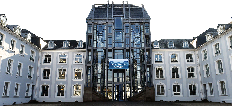Forum Im Schloss 2019 saarbrücken