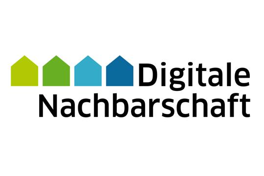 Logo Digitale Nachbarschaft