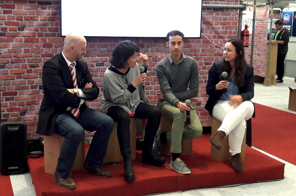DigiBitS im Talk auf der didacta 2019 bei eduvation