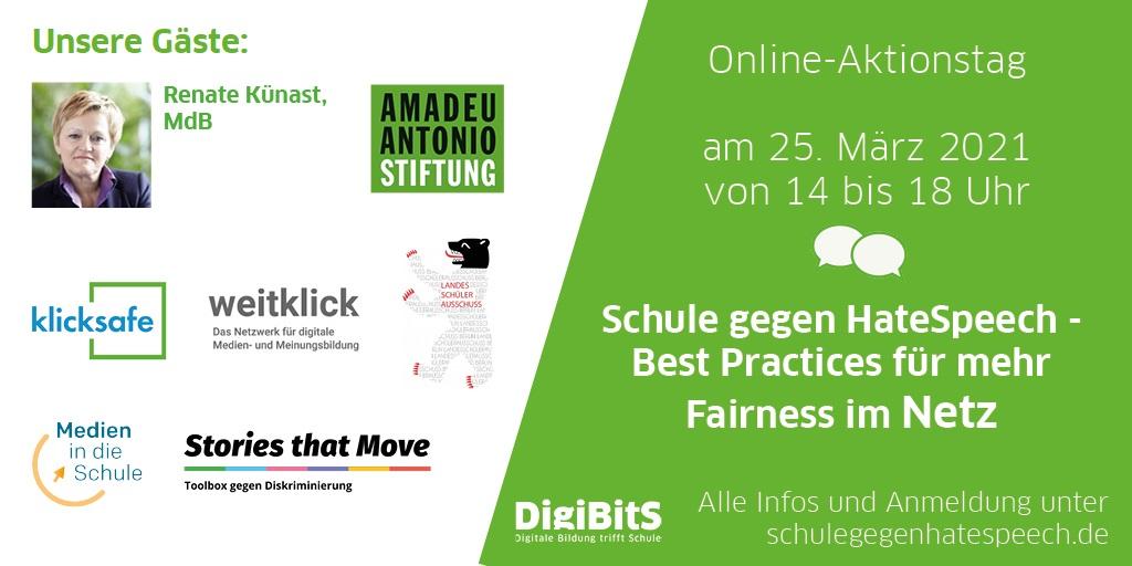 DigiBItS-Aktionstag am 25.3.2021