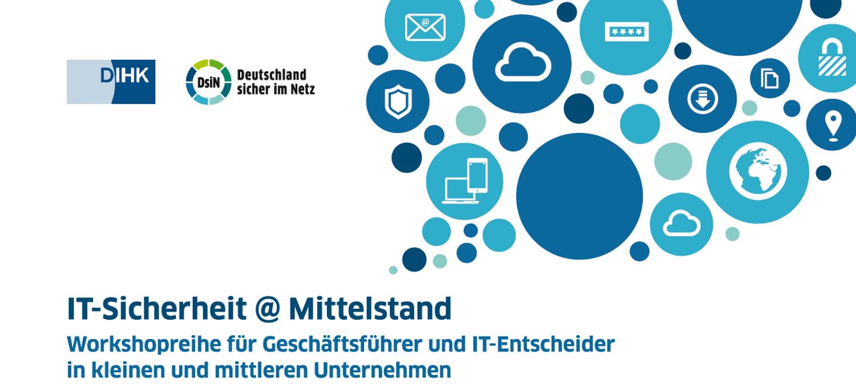 Workshop IT-Sicherheit@Mittelstand bei der IHK Erfurt