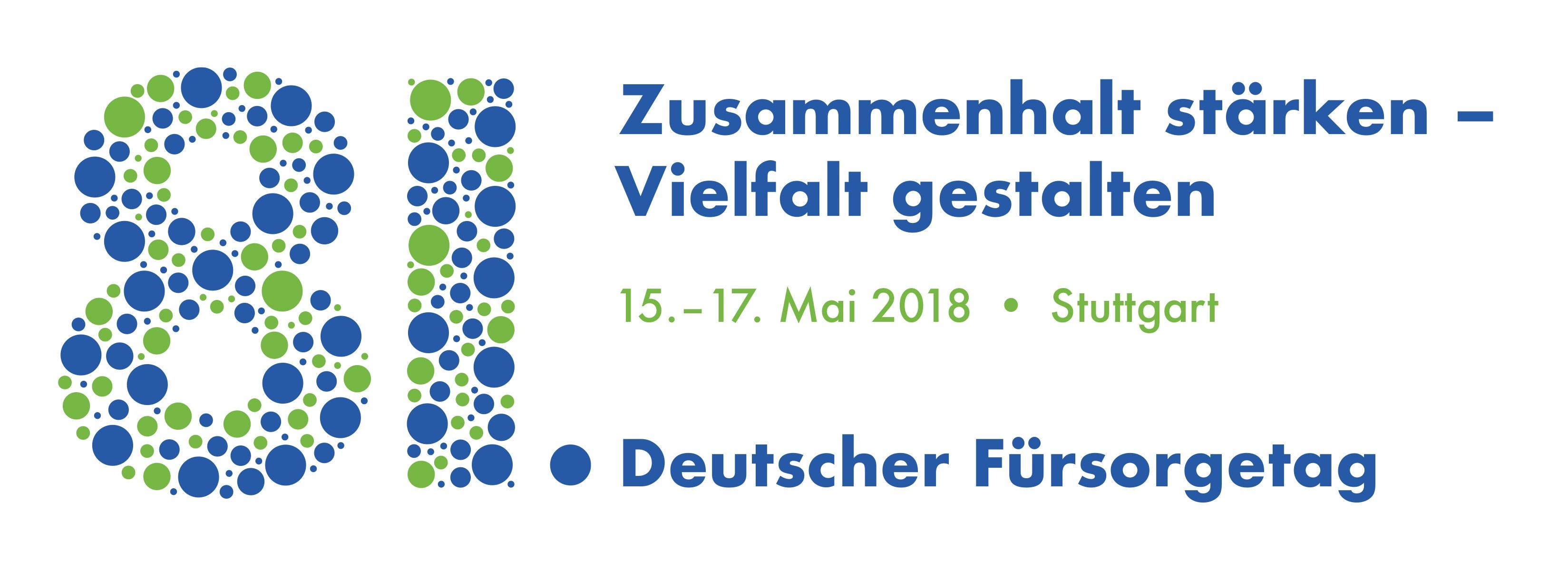 81. Deutscher Fürsorgetag 2018