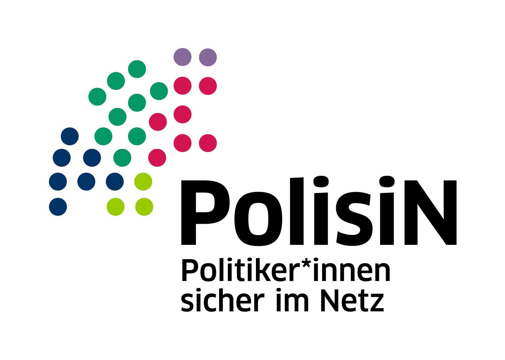 PoliSin Logo weiß transparent