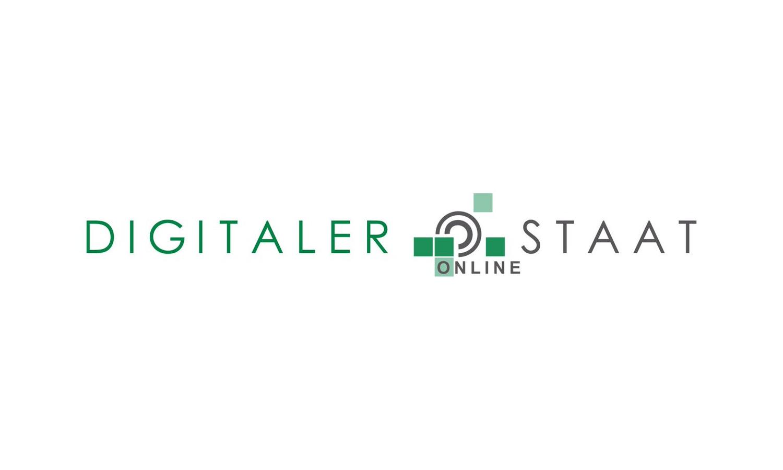 Digitaler Staat Online Logo