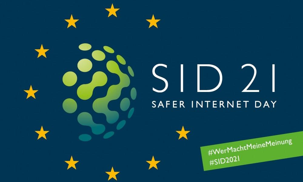 Logo Safer Internet Day 2021