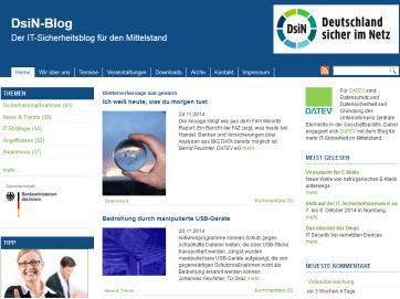 DsiN-Blog