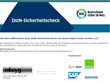 DsiN-IT-Sicherheitscheck