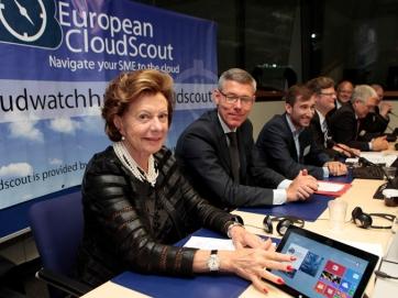 Cloud Scout Brüssel