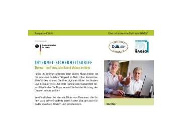 Internet-Sicherheitsbrief 4/2013