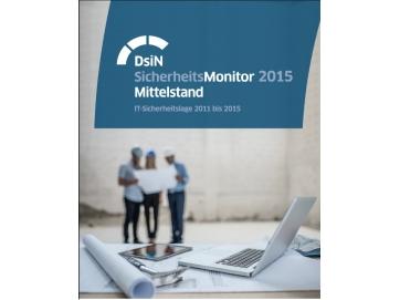 DsiN-Sicherheitsmonitor Mittelstand 2015