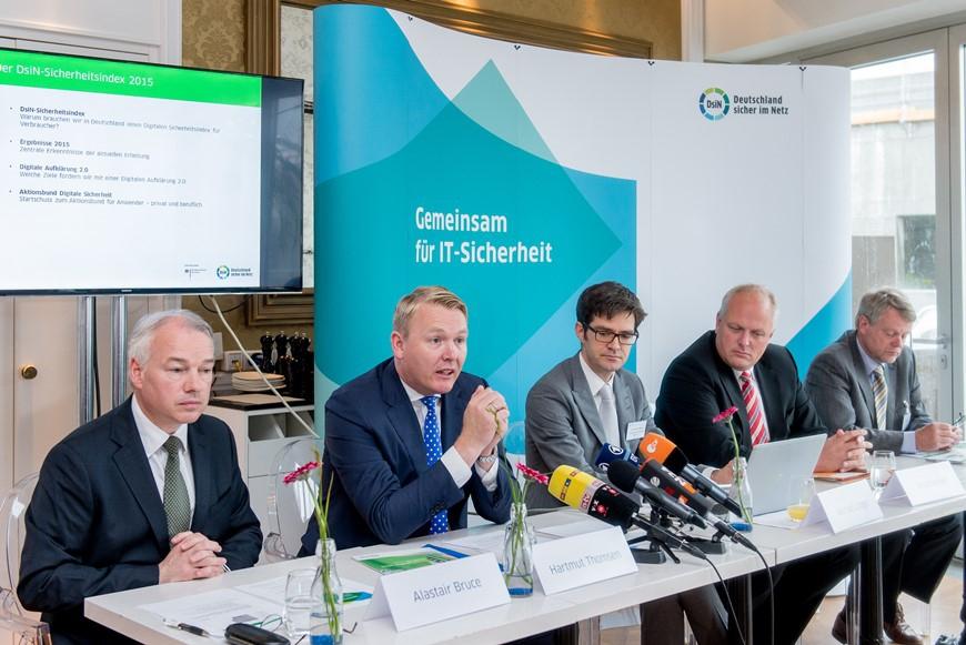 Pressekonferenz SicherheitsIndex