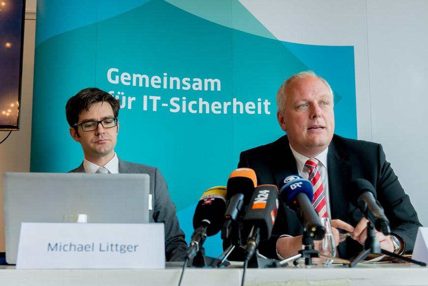 Pressekonferenz Index 2015