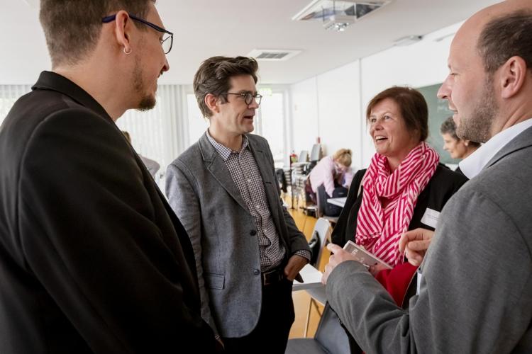 Im Gespräch mit Martina Schwebe-Eckstein, Deutsche Telekom