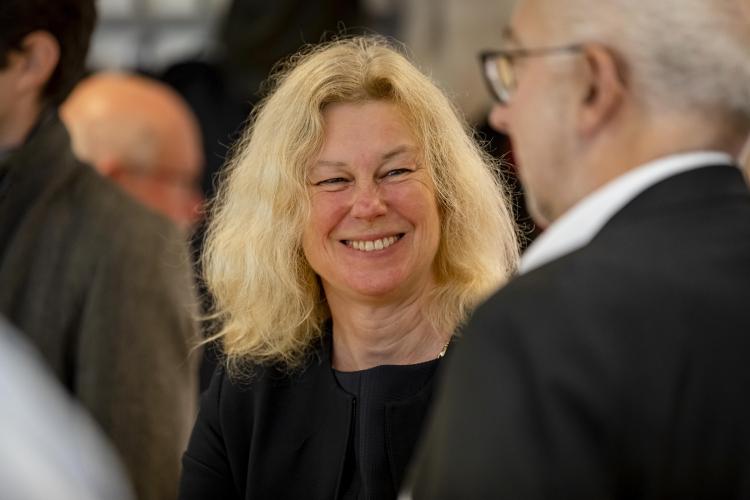 Barbara Keck, BAGSO