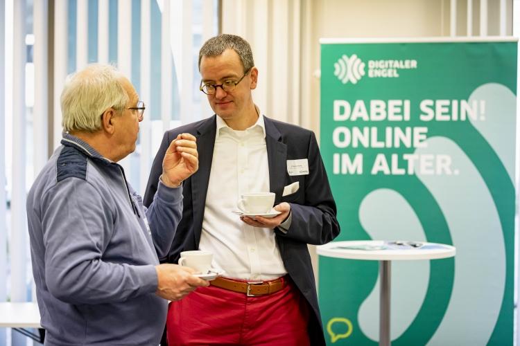 Auftaktveranstaltung Digitaler Engel 2019 im DsiN-Forum Digitale Aufklärung