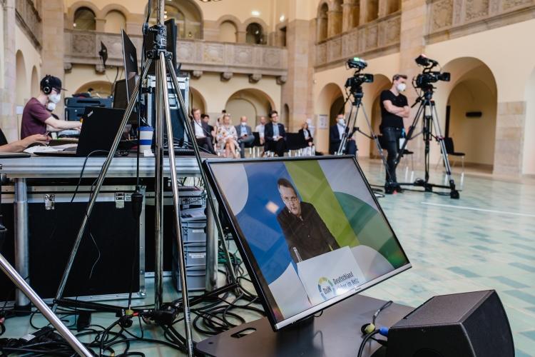 DsiN-Jahreskongress 2021 Im Stream und als Live-Veranstaltung