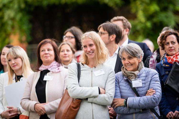 Gäste Bei der Eröffnung des DsiN Forum Digitale Aufklärung