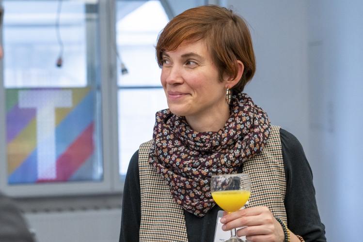 Verleihung des Digitalen Vereinsmeiers 2021 - Vanessa Gottlebe (Freiwilligenagentur Magdeburg)