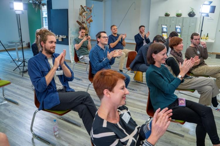 Verleihung des Digitalen Vereinsmeiers 2021