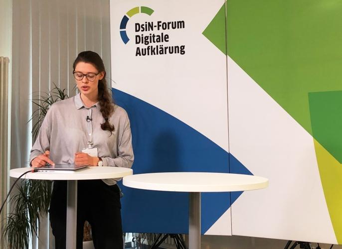 1. Transferstellenkongress 28. Mai 2020: Vorstellung des Sec-o-Mat mit Josefine Appel