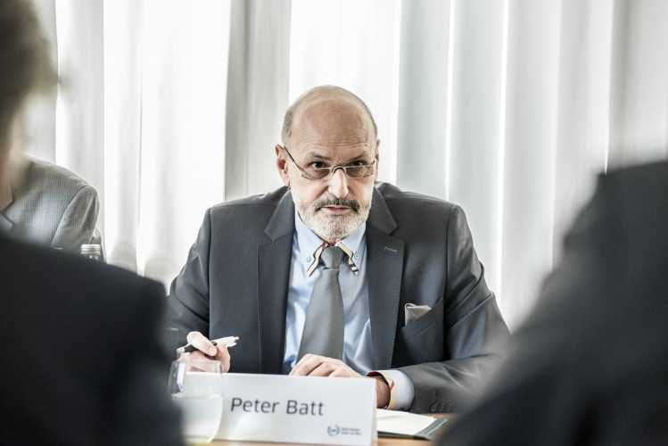DsiN-Beiratssitzung am 8. April 2019 Peter Batt
