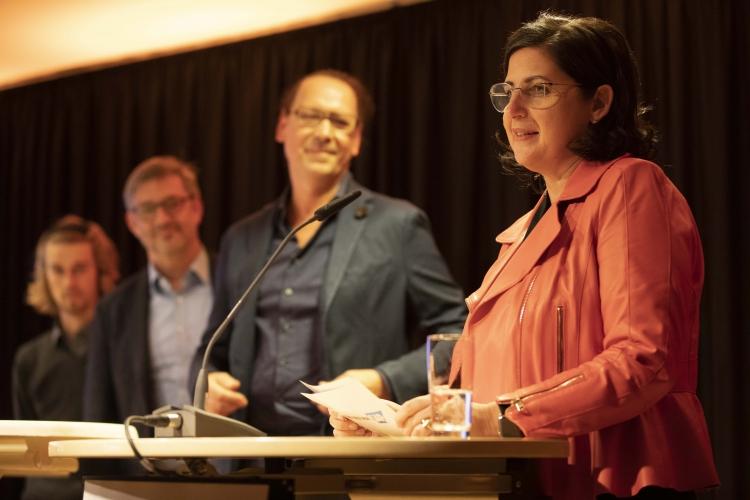 Laudatio Susanne Diehm, SAP Deutschland