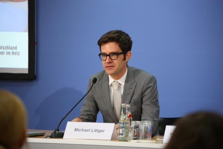 DsiN-Geschäftsführer Dr. Michael Littger.