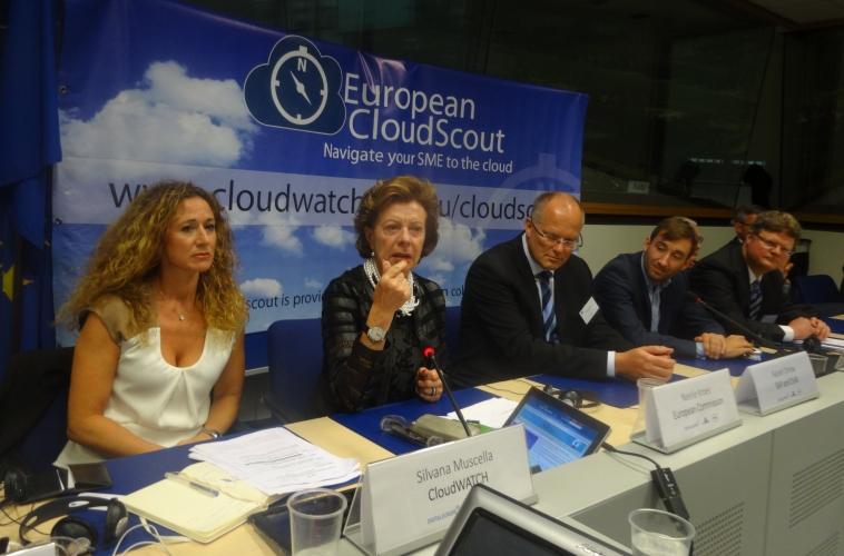 EU Cloud Scout