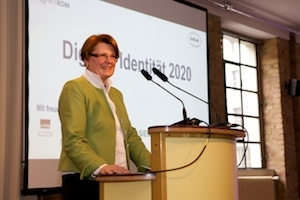 Preisverleihung Digitale Identität 2020