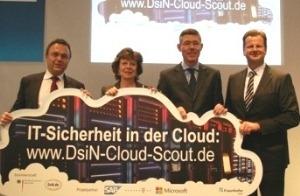 Cloud Scout auf der CeBIT 2013