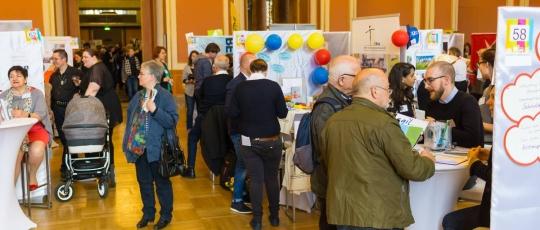 Digitale Nachbarschaft auf der Berliner Freiwilligenbörse