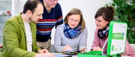 Das DigiBitS-Jahresprogramm 2020/21 unterstützt Lehrkräfte bei der Digitalen Bildung