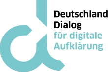 Logo Deutschland Dialog für Digitale Aufklärung
