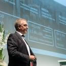 Jens Hundertmark, Ericsson, bei seinem Impulsreferat zu Digitaler Integrität.