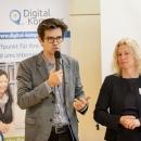 Dr. Michael Littger, Deutschland sicher im Netz  Dr. Barbara Keck, BAGSO Service