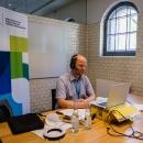 """stellv. DsiN-Geschäftsführer Joachim Schulte in Diskussionsforum E """"Digitale Identitäten"""""""