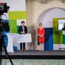 myDigitalWorld-Preisverleihung mit DsiN-Geschäftsführer Dr. Michael Littger