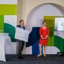 Preisverleihung des Jugendwettbewerbs myDigitalWorld mit Stephan Micklitz vom Wettbewerbspaten Google
