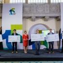 Die Wettbewerbspaten des Jugendwettbewerbs myDigitalWorld 2021