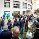 Das DsiN-Forum Digitale Aufklärung als Anlaufstelle für Digitalisierungsfragen in Berlin-Mitte