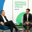 1. TISiM Transferstellenkongress: MdB  Thomas Jarzombek und DsiN-Geschäftsführer Dr. Michael Littger