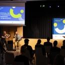 """Die Preisverleihung des """"Digitalen Vereinsmeiers"""" wird musikalisch begleitet."""