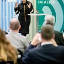 Auftakt Digitaler Engel mit  Staatssekretärin im Bundesministerium für Familie, Senioren, Frauen und Jugend Juliane Seifert