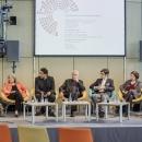 Panel auf der Kulturkonferenz
