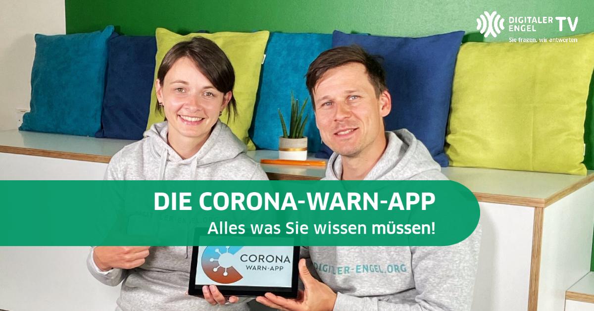 Digitaler Engel TV erklärt die Corona-Warn-App