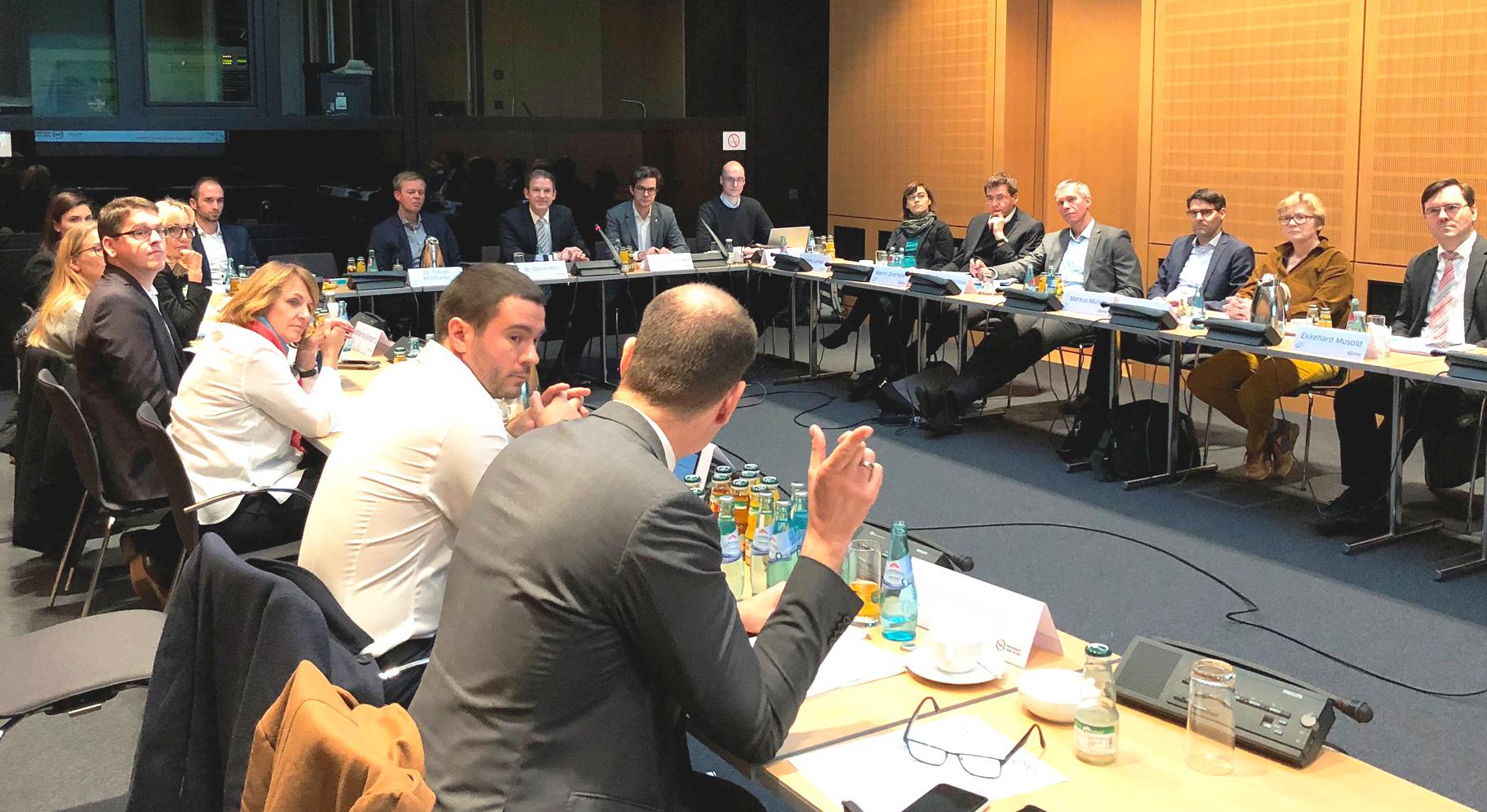 Lenkungsausschuss Deutschland Dialog für Digitale Aufklärung