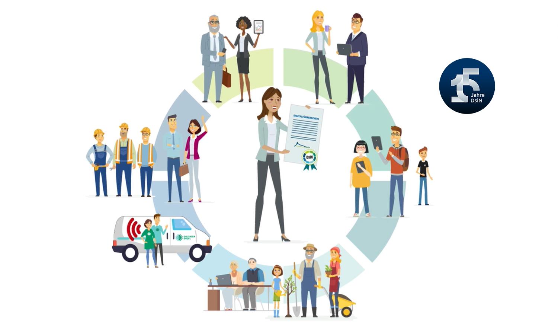 DsiN-Digitalführerschein ab Januar 2022