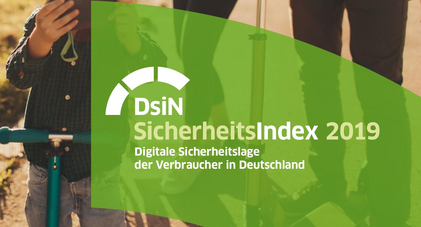 DsiN-Sicherheitsindex 2019