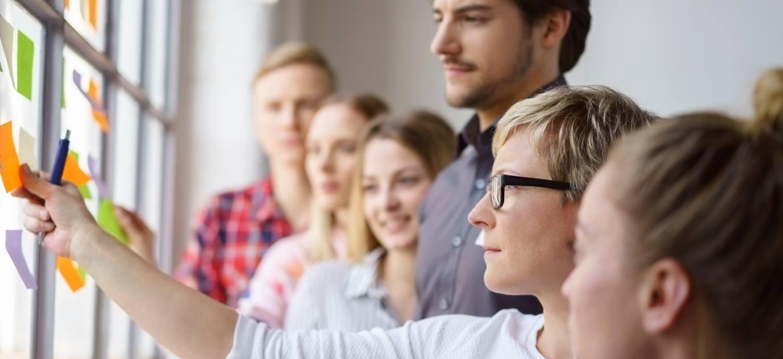 Up To You Arbeit Neu denken Diskussionskoffer für Selbstbestimmung in der Arbeitswelt 4.0.