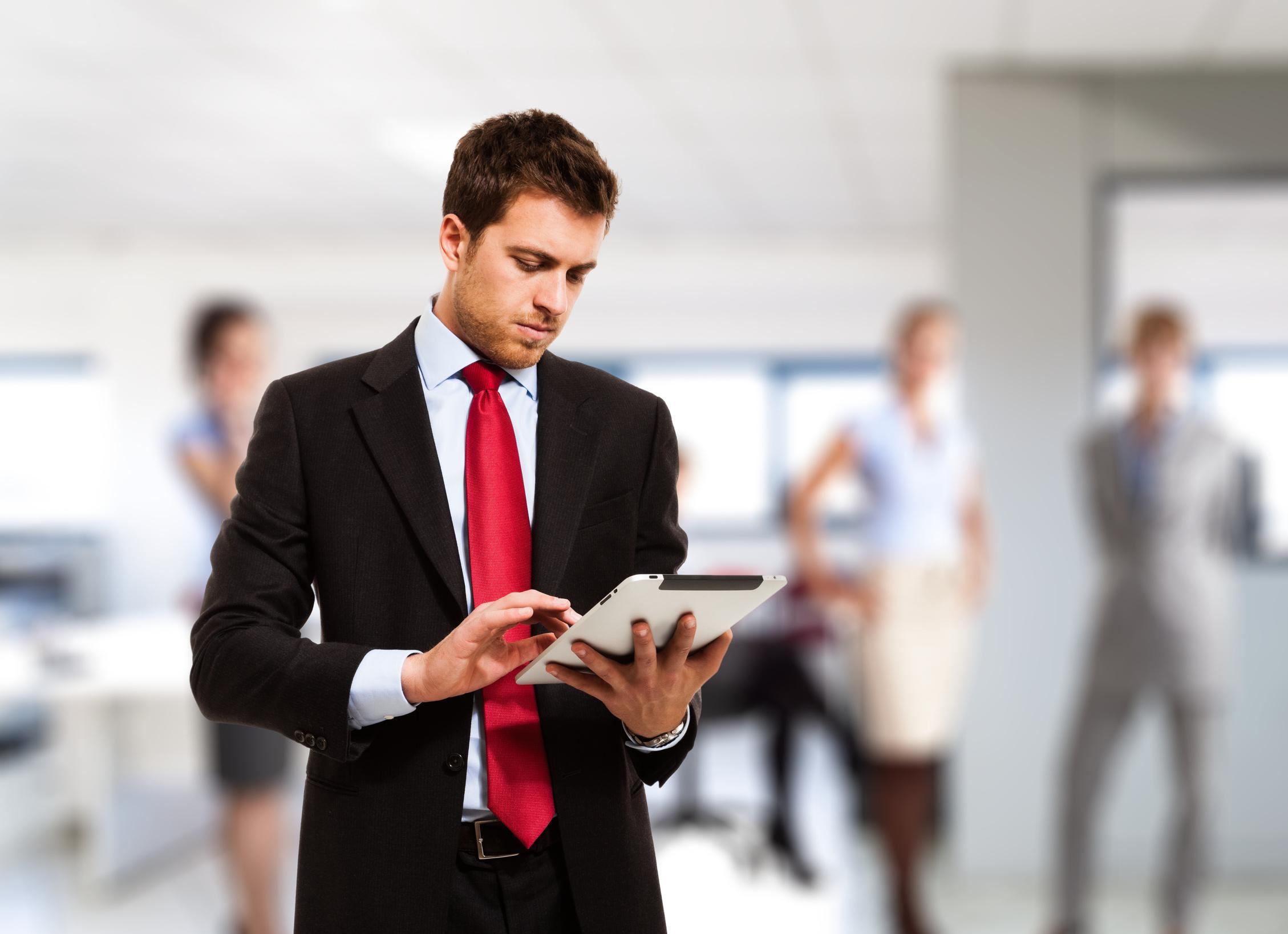 Mobile Sicherheit im Arbeitsalltag